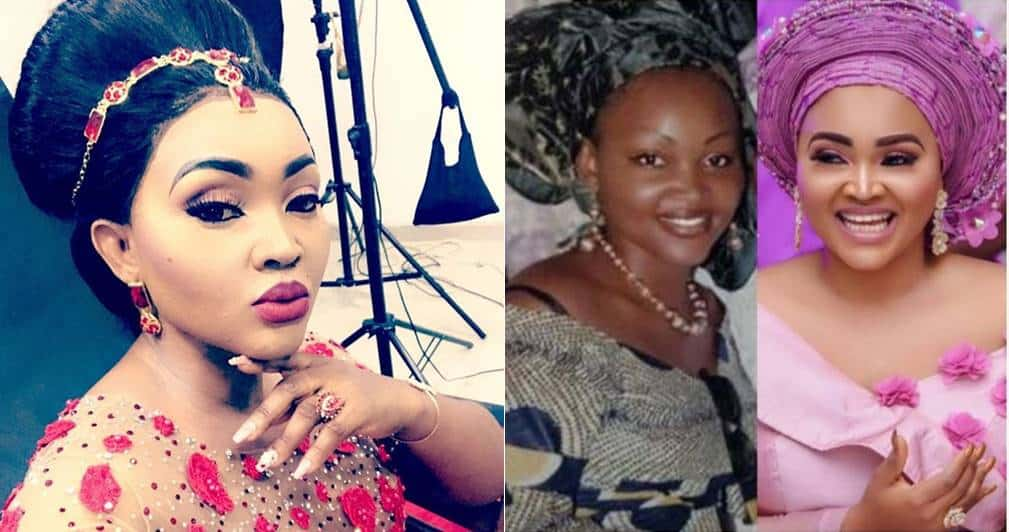 Photo of Bleaching: This throwback photo of Actress Mercy Aigbe has got people talking