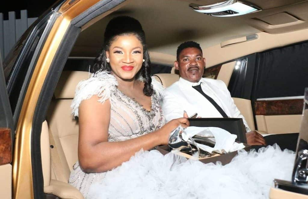 Photo of How I fell in love at 26 – Omotola Ekeinde's husband in new revealing interview spills it all