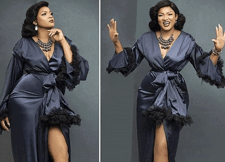 Photo of Omotola Ekeinde's daughter and birthday mate, pens down emotional tribute to her