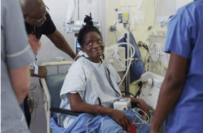 Photo of How a 43-year-old Nigerian woman is stuck in UK with N251.5 million hospital bill