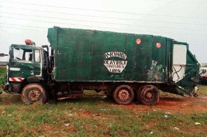 Photo of Lagos State Government arrests P.S.P operators for dumping waste on main streets