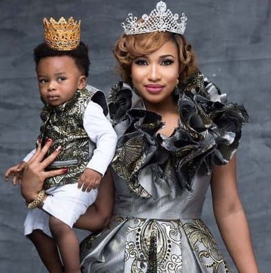 Photo of Court finally bans Tonto Dike from airing King Andre on Tonto reality show