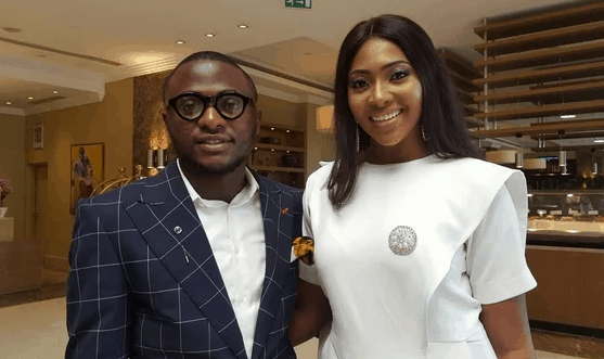 """Photo of """"Pray another prayer"""" – Ubi Franklin tells fan who prayed that his marriage to Lilian Esoro is fixed"""