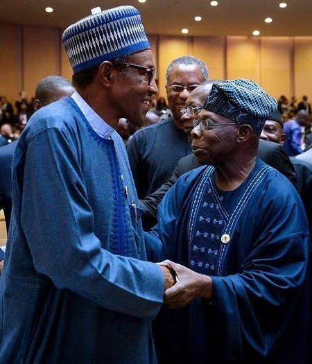 Photo of Obasanjo finally reveals why he wrote an explosive letter to Buhari