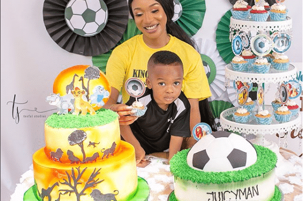 Photo of More photos from Tonto Dikeh's son's second birthday party