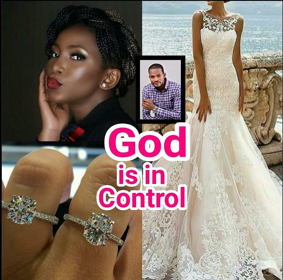 Photo of God will surprise you with a big marriage proposal this year – Uche Maduagwu prays for Genevieve Nnaji