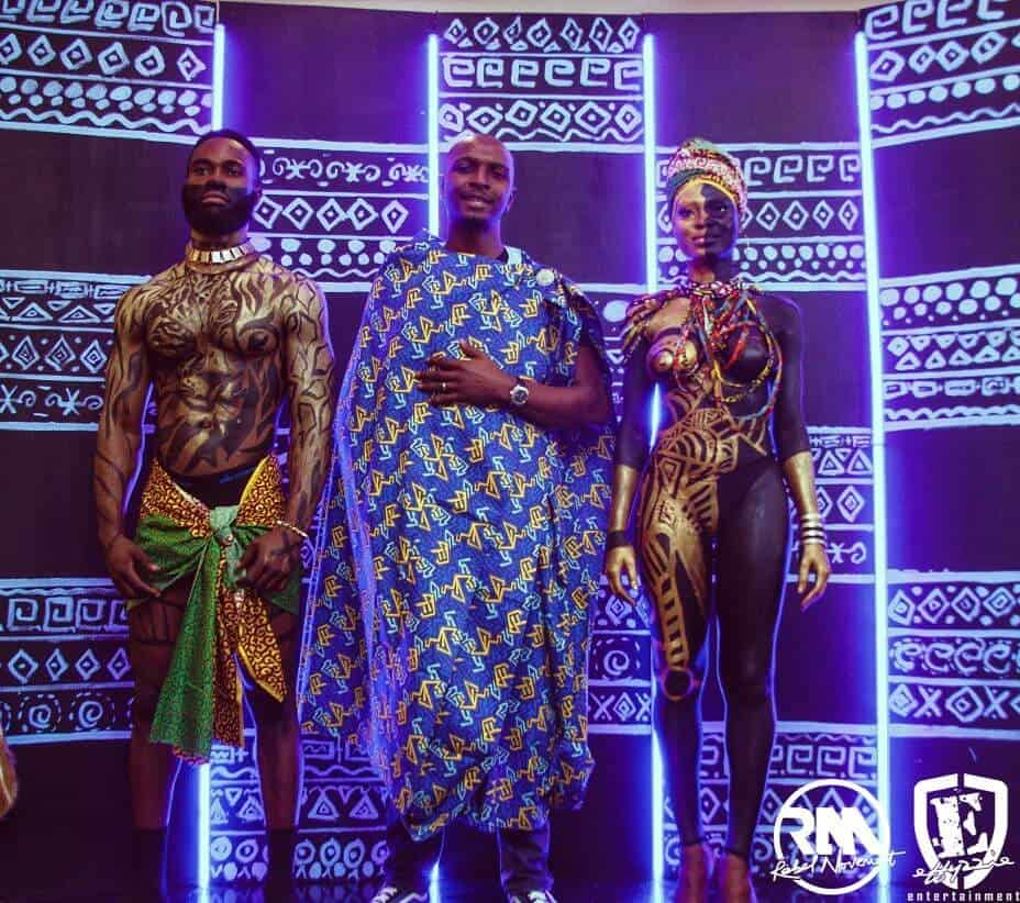 Photo of Photos from the Wakanda-themed birthday party of Yemi Alade