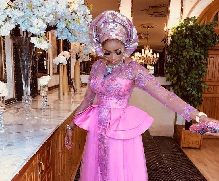 Photo of What guests wore to Fatima Dangote & Jamil Abubakar's Grand Finale Wedding in Lagos (photos)