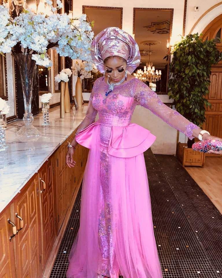 Fatima Dangote & Jamil Abubakar's Grand Finale Wedding