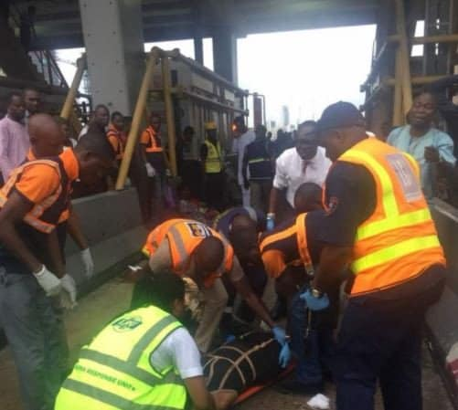Photo of Drunk driver kills 4 people, injures multiple in Lekki Tollgate accident