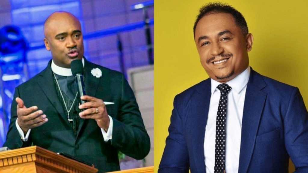 "Photo of Daddy freeze rebukes ""house on the rock"" billboard advert"