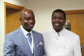 Photo of Pastor Adeboye's first son, Adeolu marks 50th birthday in style (photos)