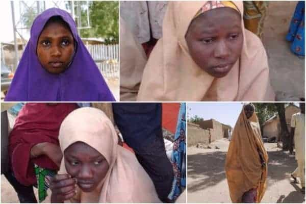 Photo of Checkout some photos of the Dapchi school girls released today