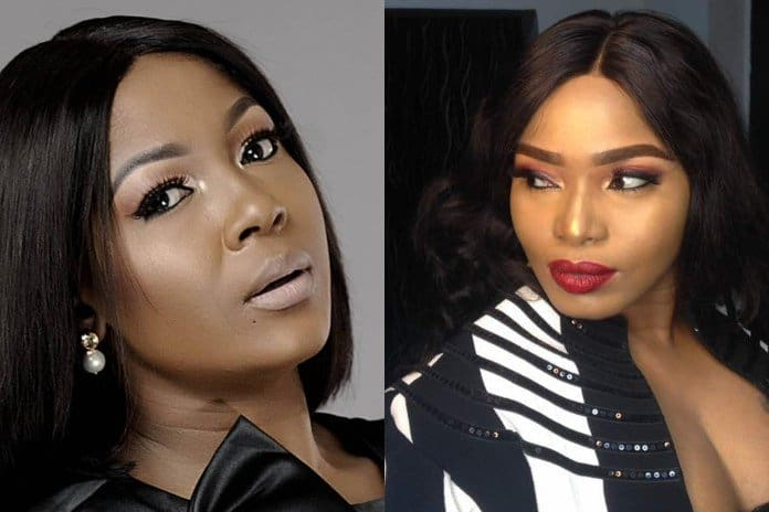 Photo of Halima Abubakar and Susan Peters fight dirty on Instagram!