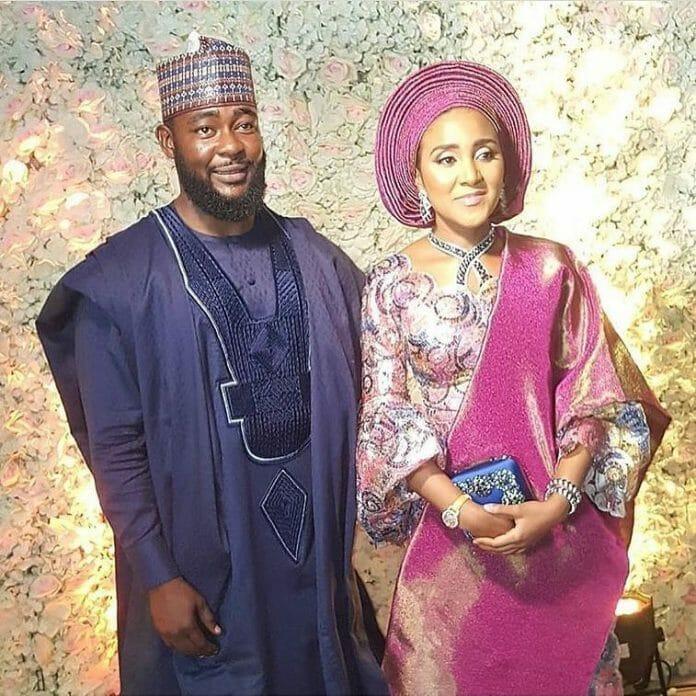 Aliko Dangote's Daughter & MD Abubakar's son
