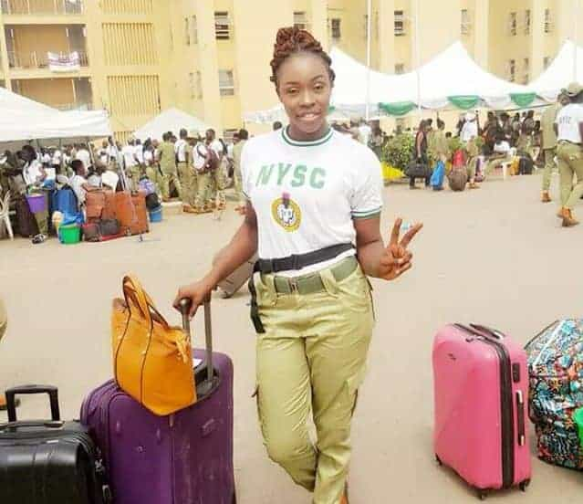 Photo of Female corps member killed by train in Lagos finally laid to rest amid tears (Photos)