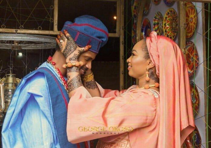 Photo of More colorful photos from Ganduje and Ajimobi's grand wedding