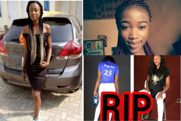 Photo of Soon-to-be-graduate killed by stray bullet while celebrating 23rd birthday
