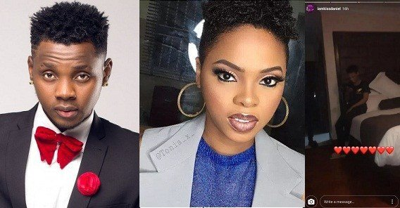 Photo of Chidinma may have confirmed she is dating Kiss Daniel