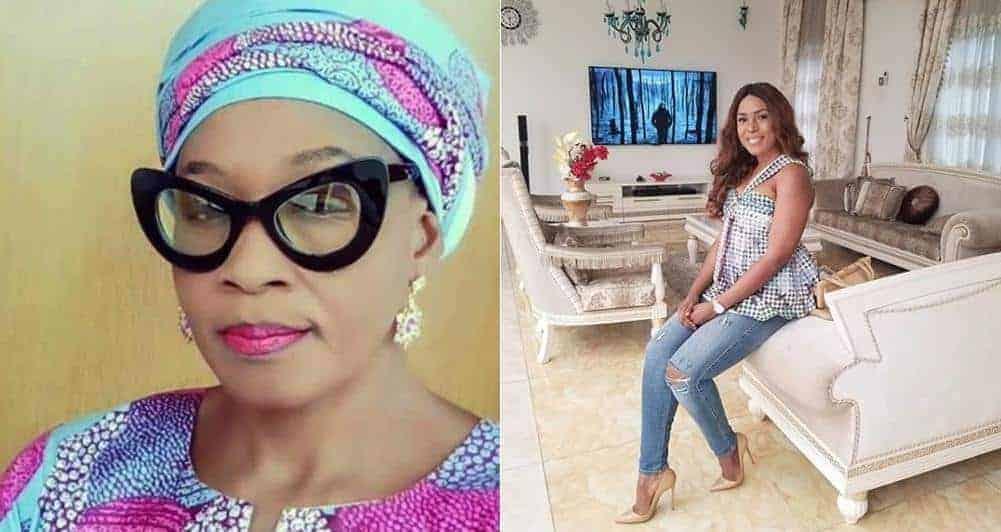 Photo of Kemi Oluloyo dishes marital advise to Linda Ikeji, reveals the 3 'P's to marriage success