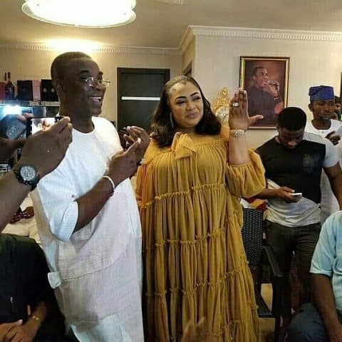 Photo of Dayo Amusa, Funke Adesiyan, Bisola Badmus, others at war over Kwam 1 (Details)