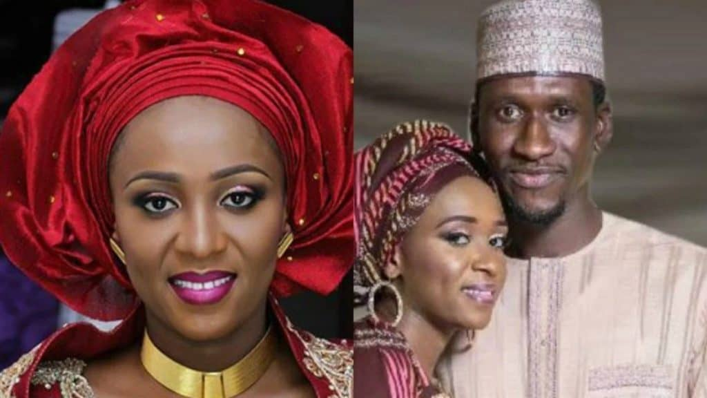 Photo of Former classmate of Maryam Sanda reveals what she was like back in school days