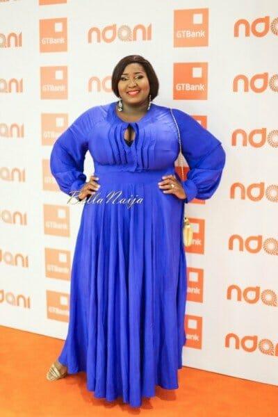 Nigerian OAP Dami Elebe