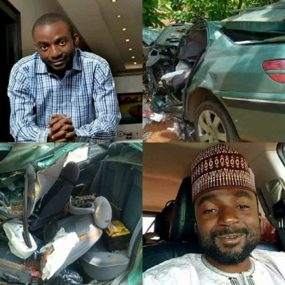 Photo of Nigerian man about to wed dies in ghastly car accident (photos)