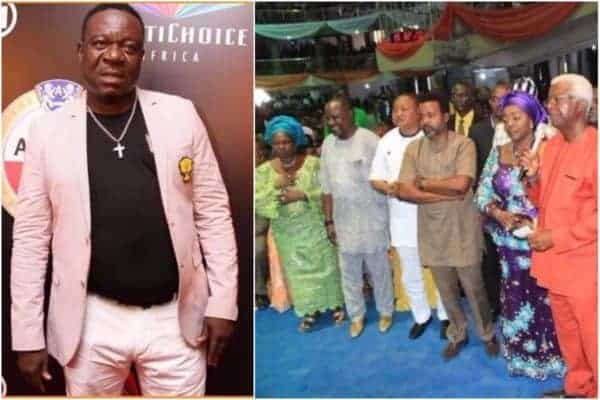 """Photo of """"Nollywood does not have a benefitting home"""" – Actor John Okafor laments"""