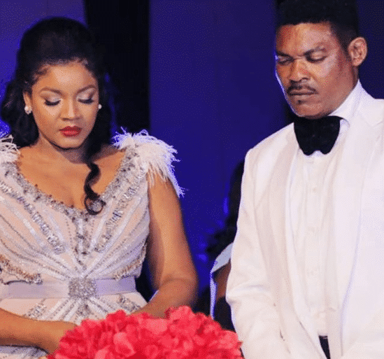 Photo of Checkout Omotola Jalade-Ekeinde's lovely message to her husband as he turns 50 and their wedding clocks 22