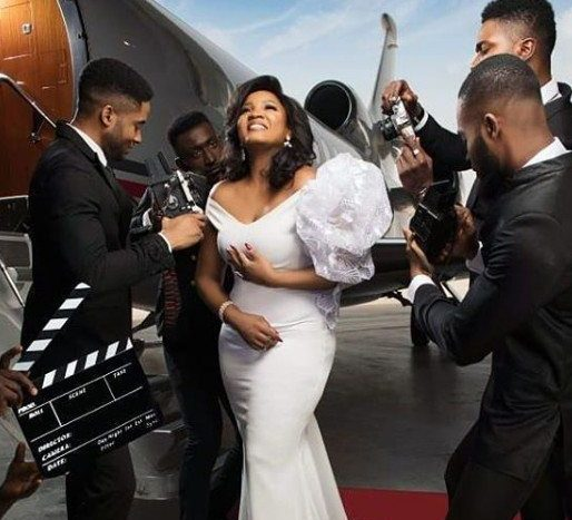 Photo of Omotola Jalade-Ekeinde shares her inspirational grass to grace story