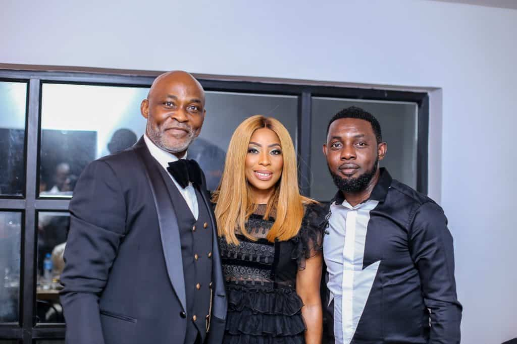 Photo of Photos from RMD's exclusive dinner attended by Mo Abudu, Kate Henshaw, AY, Emmanuel Uduaghan, Dele Momodu & more