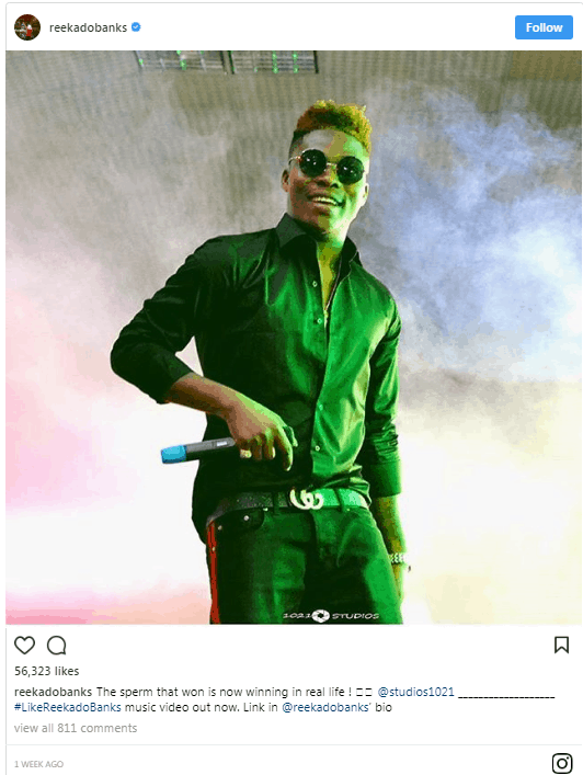 Photo of I'm getting money, i don't need credit- Reekado Banks