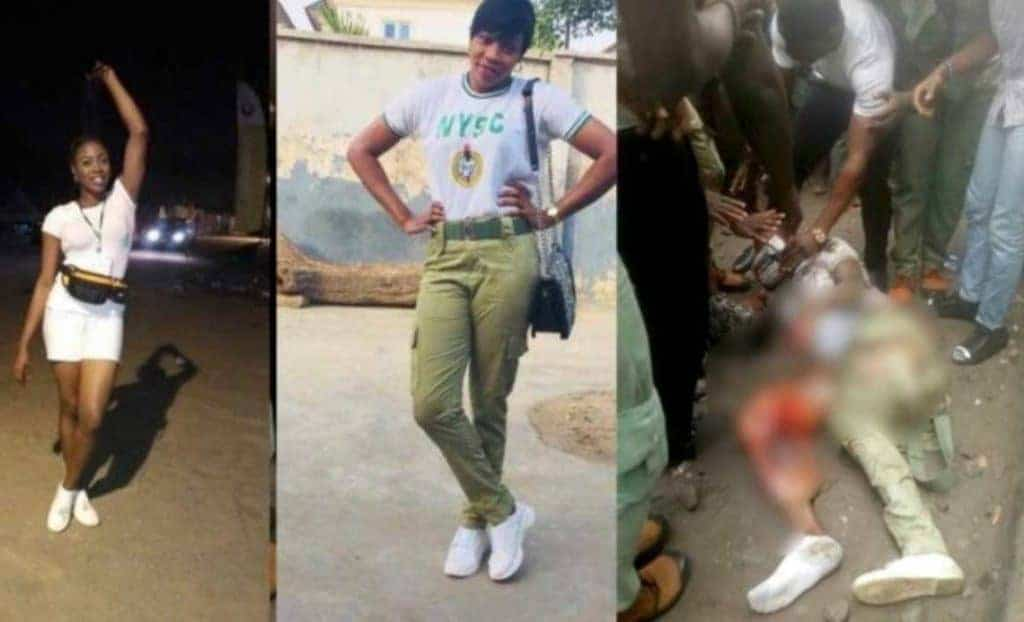 Photo of NYSC gives more details on death of Lagos female corps member hit by train