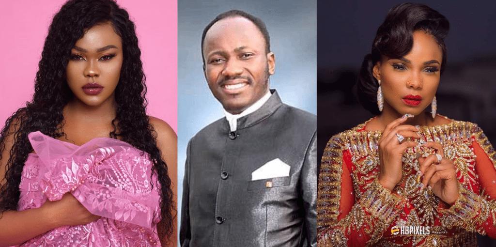 Photo of Cossy Ojiakor calls out Apostle Suleman,Daniella Okeke and Iyabo Ojo