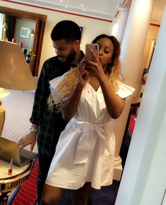 Photo of DJ Cuppy shares bedroom pictures with her boyfriend, Asa Asika