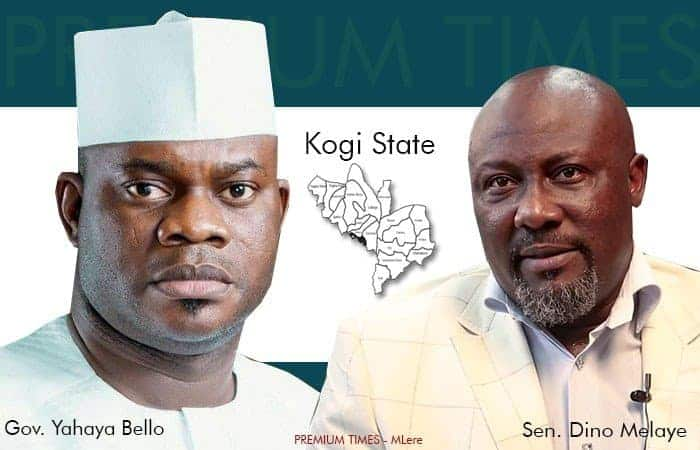 Photo of Yahaya Bello will go to prison – Senator Dino Melaye (Video)