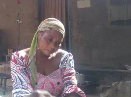 Photo of What the Christian Dapchi girl, Leah Sheribu told her mum from Boko Haram captivity