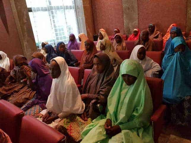 Photo of DSS reveals the condition Boko Haram gave before the release of Dapchi girls