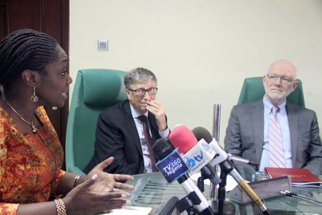 Photo of Bill Gates hits FG again: Your investment in health, education not good enough
