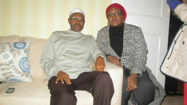 Photo of Aisha Buhari Condemns foreign medical treatment despite son and husband having such