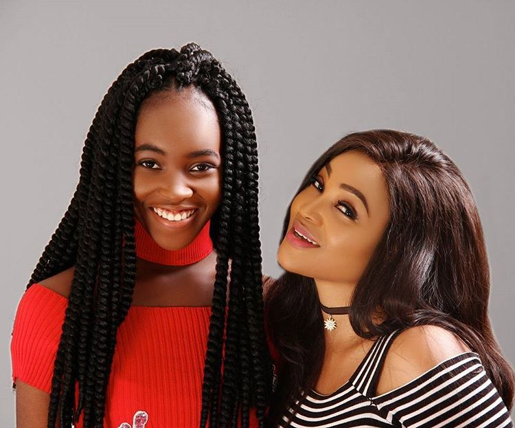 Photo of I had to sell my jewelry at Yaba to pay my daughter's school fees – Mercy Aigbe