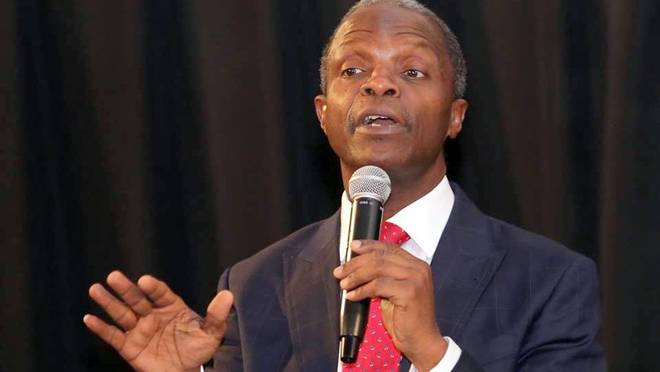 Photo of Christians, south biggest beneficiaries of Buhari's appointments– Osinbajo