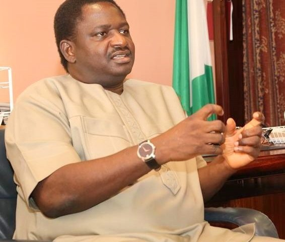 Photo of PMB visiting troubled states immediately would have been window dressing – Femi Adesina