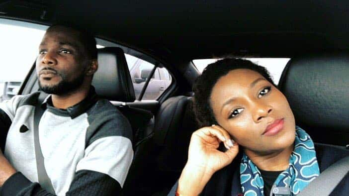 Photo of See the man in the life of actress Genevieve Nnaji