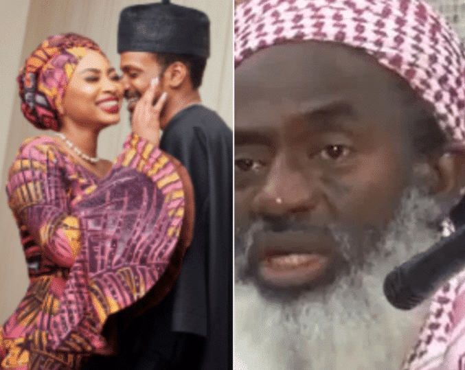 Photo of Prominent Islamic cleric condemns the grand wedding of Fatima Ganduje and Idris Ajimobi
