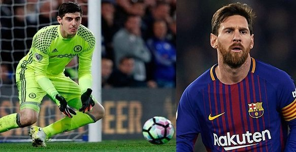 Photo of Why Lionel Messi scored two goals through my legs – Courtois
