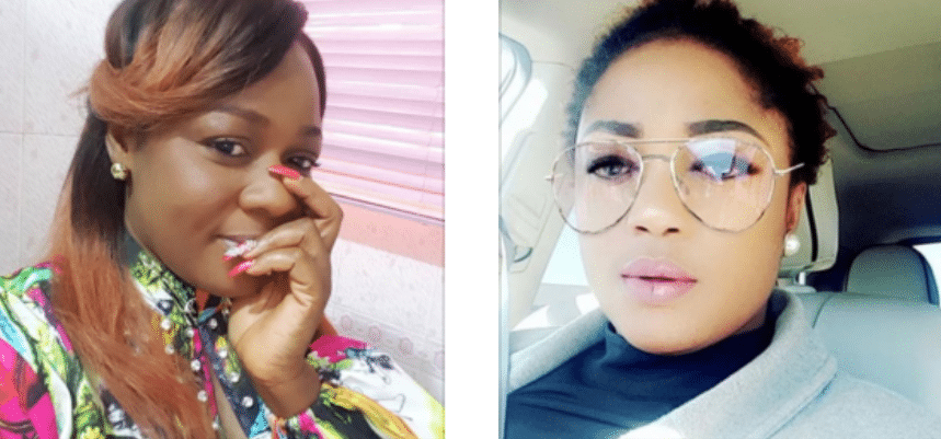 Photo of Actress Liz Dasilva reaches out to Lola Margaret who recently got deported from US