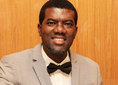 Photo of Reno Omokri shares his near death experience, says he was almost killed by a car yesterday