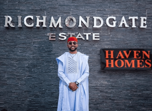 Photo of Banky W narrates how the meaning of his name has been effective in his life